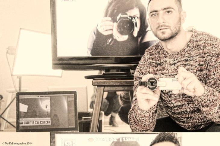 Photo shoot My Kali Magazine