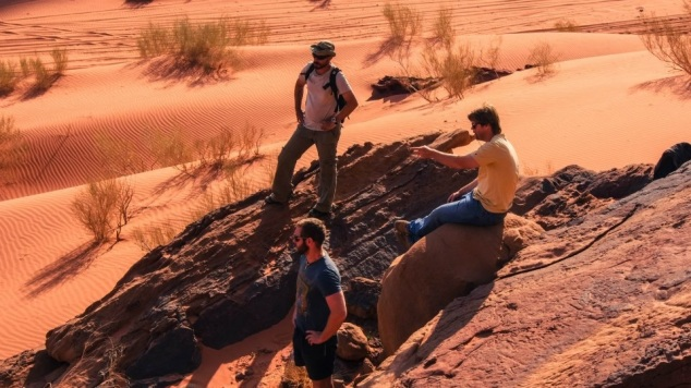 Theeb, a local production